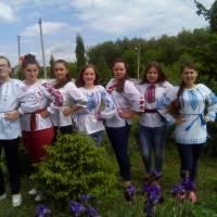 День вишиванки Клинівська ЗОШ (25)