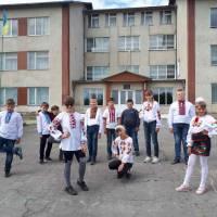 День вишиванки Клинівська ЗОШ (27)