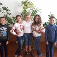 День вишиванки Клинівська ЗОШ (28)