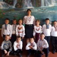 День вишиванки Клинівська ЗОШ (31)