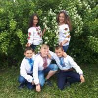 День вишиванки Клинівська ЗОШ (4)