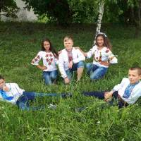 День вишиванки Клинівська ЗОШ (5)