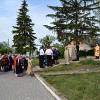 Мітинг в смт Сатанів (1)