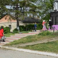 Мітинг в смт Сатанів (32)