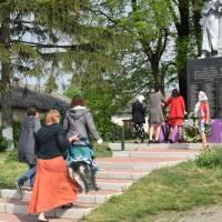 Мітинг в смт Сатанів (33)
