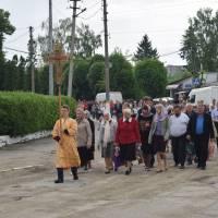 Мітинг в смт Сатанів (65)