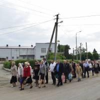 Мітинг в смт Сатанів (67)