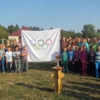 Олімпійський забіг у Клиновому 2016