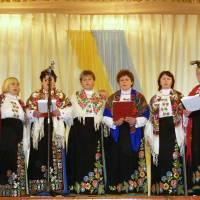 Святкування Міжнародного жіночого дня у с. Іванківці, 2016 рік