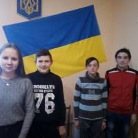 Відзначення 100-ї річниці Дня Соборності України в с.Коричинці