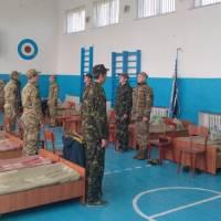 Військово-польові збори на базі НВК
