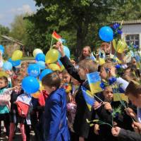 11.05.2017_Підняття Прапора України та Прапора Європи