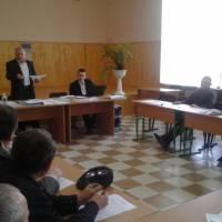 28.02.2017_Пленарне засідання сімнадцятої сесії селищної ради