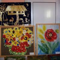 Виставка дитячої творчості (19-05-2016)