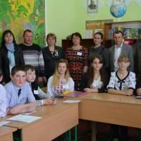 25 квітня на базі Рогізнянської ЗОШ І-ІІІ ступенів відбулося методоб'єднання вчителів історії, географії та біології Китайгородської ОТГ