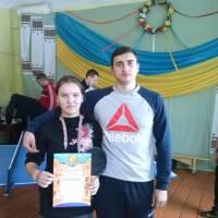 3 місце зайняла учениця 9 класу Говорун Світлана
