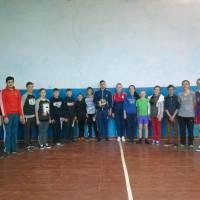 Товариська зустріч між командами Вихватновецької ЗОШ та Китайгородського НВК з волейболу.