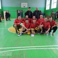 Перший спортивний кубок Хмільницької ОТГ