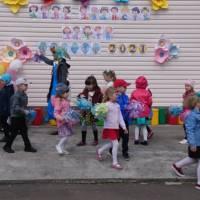 Святкування Міжнародного дня захисту дітей у Киїнському закладі дошкільної освіти ясла-садок