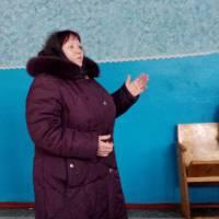 голова ветеранської організації – Сірик Ольга Григорівна