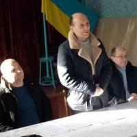 Загальні збори громадян в селі Шестовиця