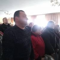 Відбулися загальні збори громадян в селі Киїнка 12 лютого 2020 року