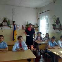 Новий 2018-2019 навчальний рік/Сидорівська ЗОШ І-ІІ ст