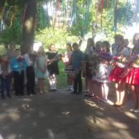 Новий 2018-2019 навчальний рік/Ховмівська  ЗОШ І-ІІ ст