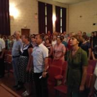 Конференція педагогічних працівників Комарівської ОТГ