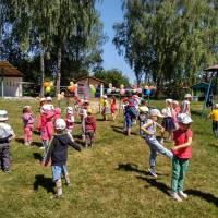 День захисту дітей с.Мрин