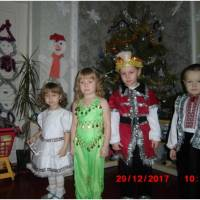 Новий рік ДНЗРомашка(3)