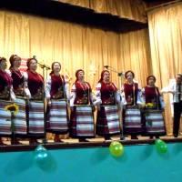 Звітний концерт народного аматорського фольклорного колективу