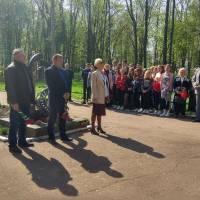 33-я річниця Чорнобильської трагедії