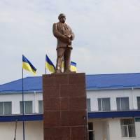 Відкриття пам'ятника Шевченка