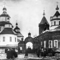 Федосіївська церква, смт. Короп, поч. 19 ст.