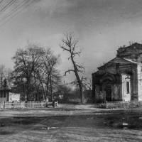 Церква та дзвіниця, с. Рождественське, 70-ті роки