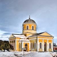Свято-Успенська церква, смт. Короп