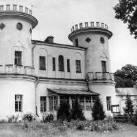 Палац графа П.Румянцева-Задунайського, с. Вишеньки, 70-ті роки