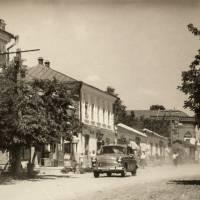Вул. Леніна (Вознесенська), смт. Короп, 60-ті роки