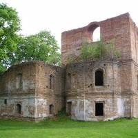 Іллінська церква-фортеця, смт. Короп