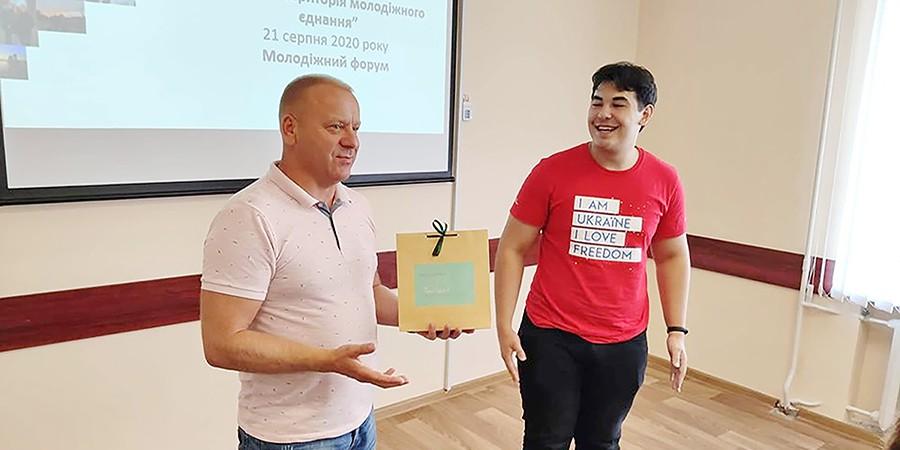 Любеч - територія молодіжного єднання