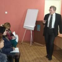 Засідання робочої групи з розробки стратегії розвитку