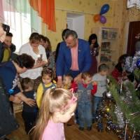 Відкриття дитячого садка