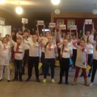 день гідності і свободи в Шибиринівській ЗОШ