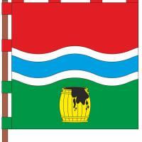 Прапор села Смолянка