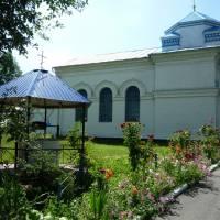 Церква. смт.Олишівка