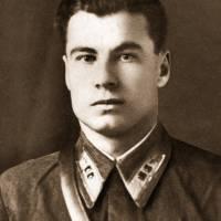 Вікторов Григорій Петрович. Військовий льотчик. Командир одного з загонів