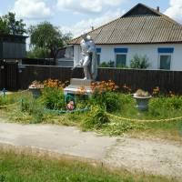 Пам'ятник солдату с.Іванівка