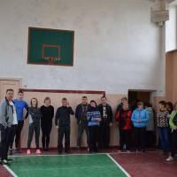 Спортивні змагання в Іванівській ОТГ 26.10.2018