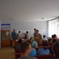 Обговорення питання реконструкції траси міжнародного значення